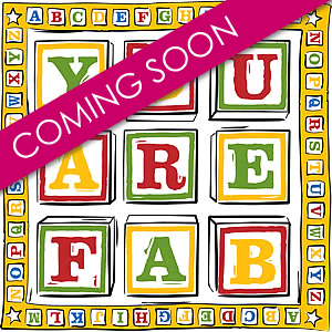 You are fab, from the Building blocks range